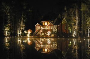 holiday & seasonal landscape lighting