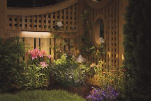 Outdoor lighting for outdoor spaces