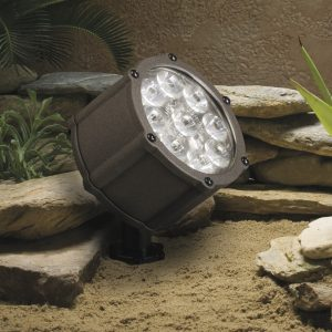 Kichler Led landscape light fixture