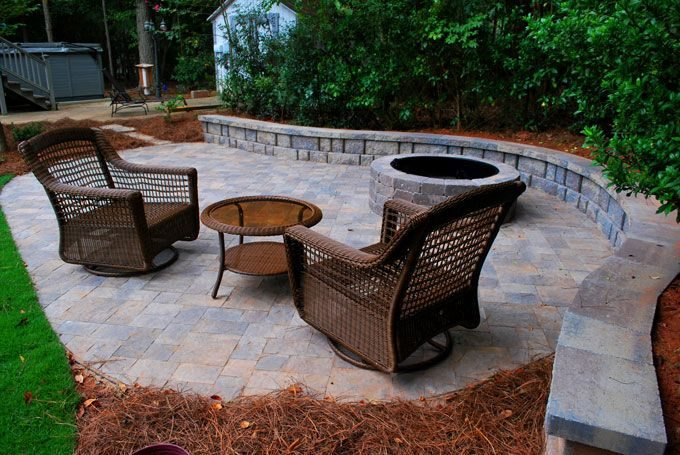 fire pit kit installation