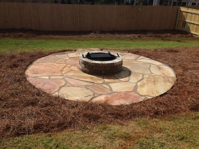 tenessee flagstone patio