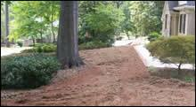 Peachtree City Bobcat Services | Fayetteville GA Land