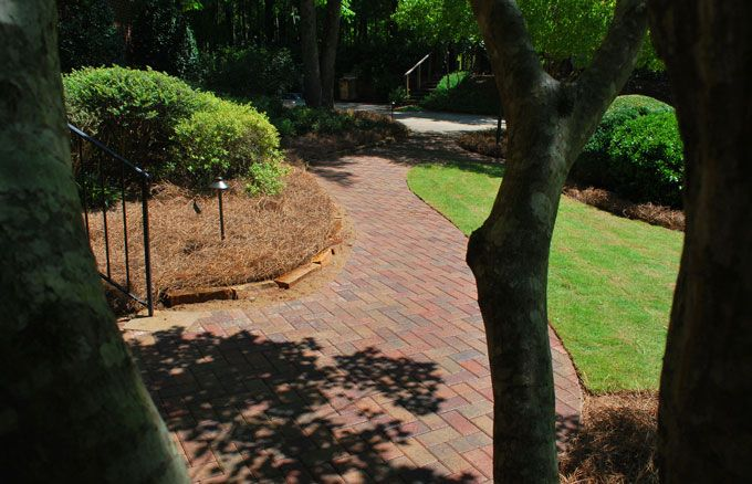 """pavestone holland stone """"old town blend"""" pavers"""