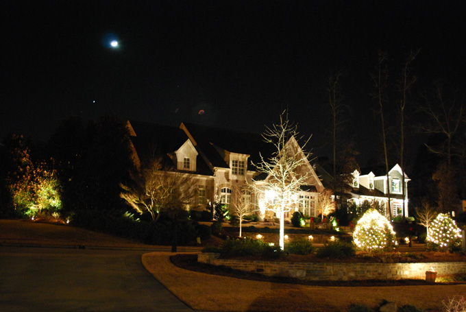 landscape lighting exampl